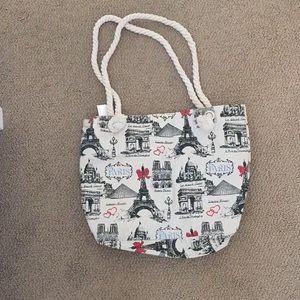 Handbags - Paris Tote Bag Straight from Paris